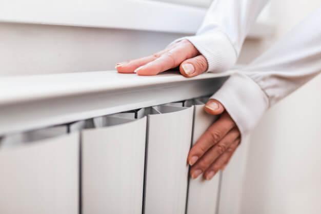 home heating radiator